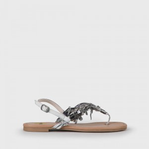 Black Friday Buffalo 2020 - Jilly Sandals light grey