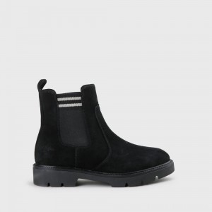 Black Friday Buffalo 2020 - Fillie Chelsea Boot leather black